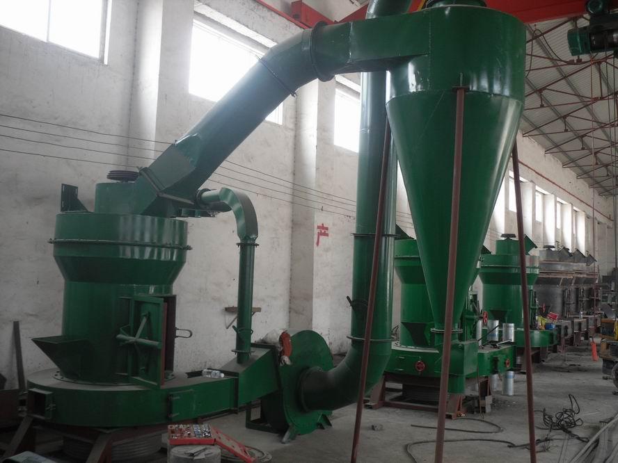 大理石磨粉机