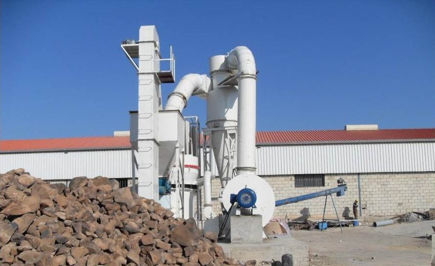 粉煤灰磨粉机