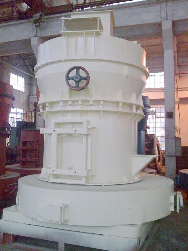 矿渣磨粉机